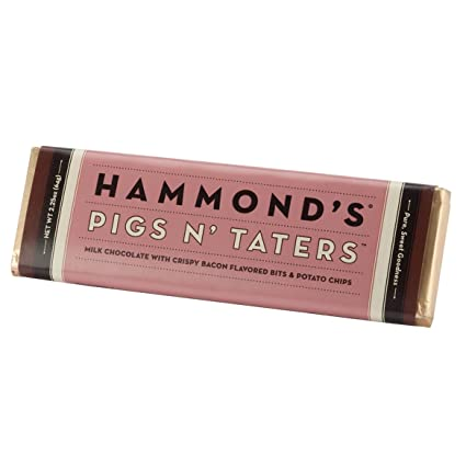 Bacon y patatas chips Candy Bar – hammonds Cerdos N Taters ...