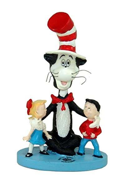 6c822b5e Image Unavailable. Image not available for. Color: Dr Seuss Cat in the Hat  ...