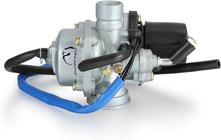 FLYN Carburateur standard 17,5 mm pour KEEWAY RY8 RACING 50 EXPLORER RACE GT SP CPI ARAGON 9-81160212123987