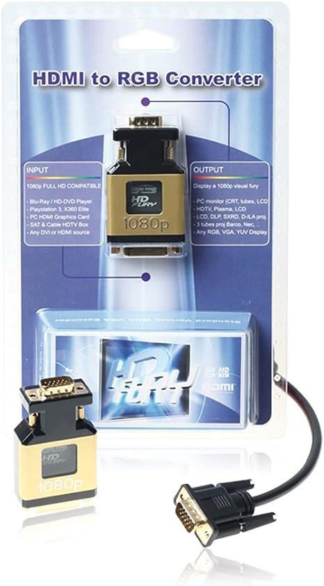 Hdfury Hdf0001 1 Dvi Zu Vga Signalkonverter 1080p Elektronik
