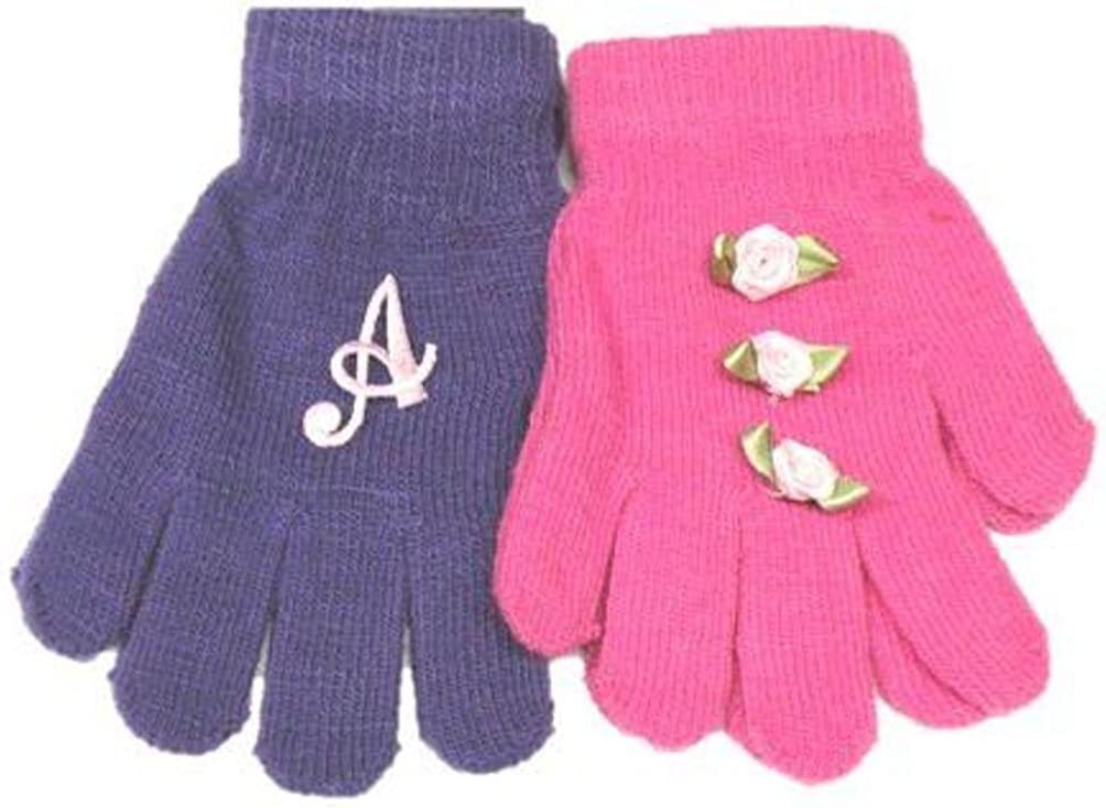 Set of Two Pairs Magic Gloves for Kids Ages 1-3 Years