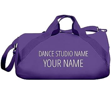 Amazon.com   Custom Dance Gym Bag For Dancers  Liberty Barrel Duffel Bag    Travel Duffels b598d51a28