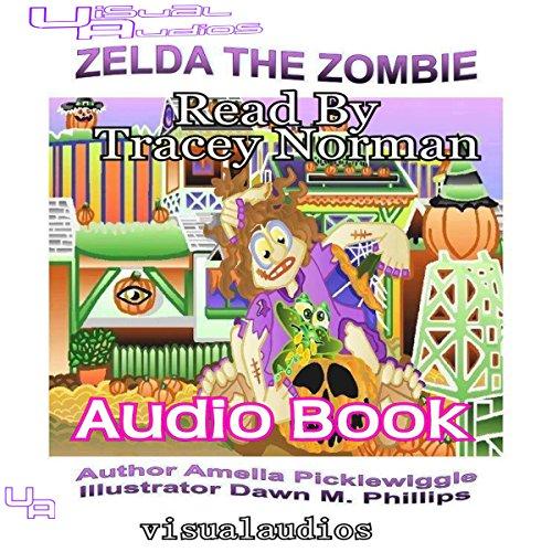 Zelda the Zombie: Halloween Town, Volume -
