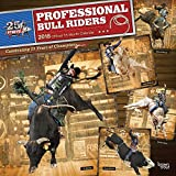 Professional Bull Riders Wall Calendar PBR 2018 DELUXE {jg} Best Holiday Gift Ideas - Great for mom, dad, sister, brother, grandparents, grandchildren, grandma, gay, lgbtq.