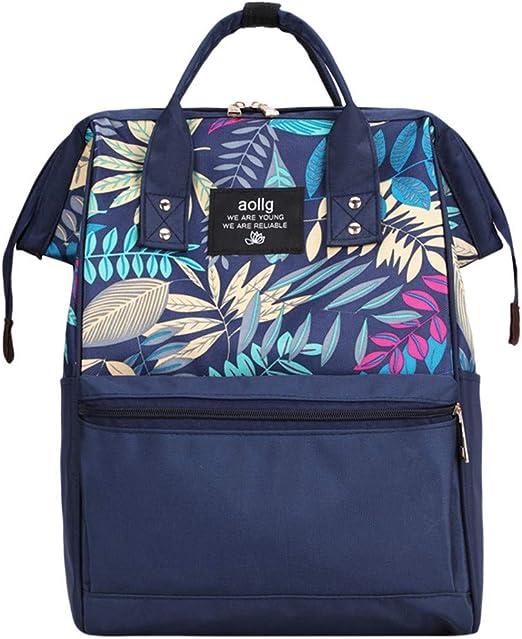 Big Nappy Diaper Mummy Bag Multifuntional Travel Backpack waterproof Baby Bag