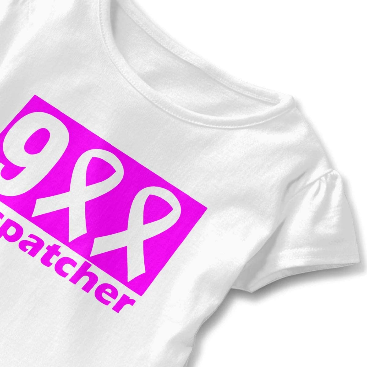 911 Dispatcher Kids Children Short Sleeve Tee Tops
