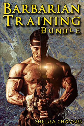 The Barbarian's Training BUNDLE - (Medieval BDSM Erotica / Barbarian Erotica) - Barbarians Training