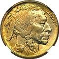 1918 S Buffalo Nickels Nickel MS65 NGC