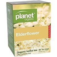 Planet Organic Elderflower Herbal Tea 25 Teabags