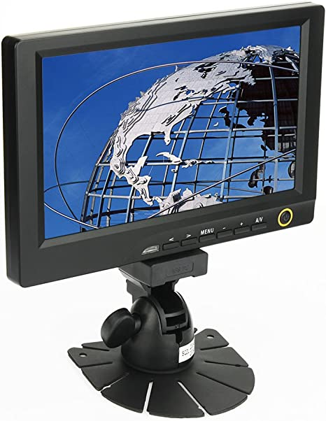 "Lilliput 8/"" 869GL-80NP//C field monitor with VGA HDMI AV DVI input Car Monitor"