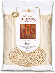 Good Morning Cereals Organic Cereals Millet Puffs 175 g