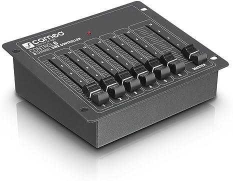 Cameo CLCONTROL6 - Control 6 mesa dmx 6 canales: Amazon.es ...