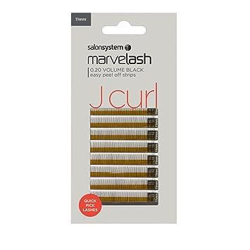 3e47c700c50 Salon System Marvel Lash Extra Volume Eyelash Extensions 11mm - Black
