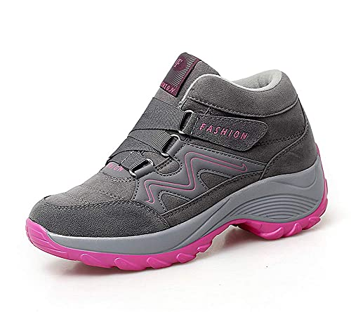 lovejin Zapatos de Senderismo Mujer Trekking Ocio al Aire Libre y Deporte Zapatillas Impermeable Trekking de Escalada Zapatos: Amazon.es: Zapatos y ...