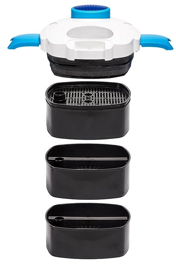 Aquaflow Technology® AEF-303UV Filtro externo 35W 1400L/H CON UV UVC 9W del tanque de pescados del acuario Max 300L