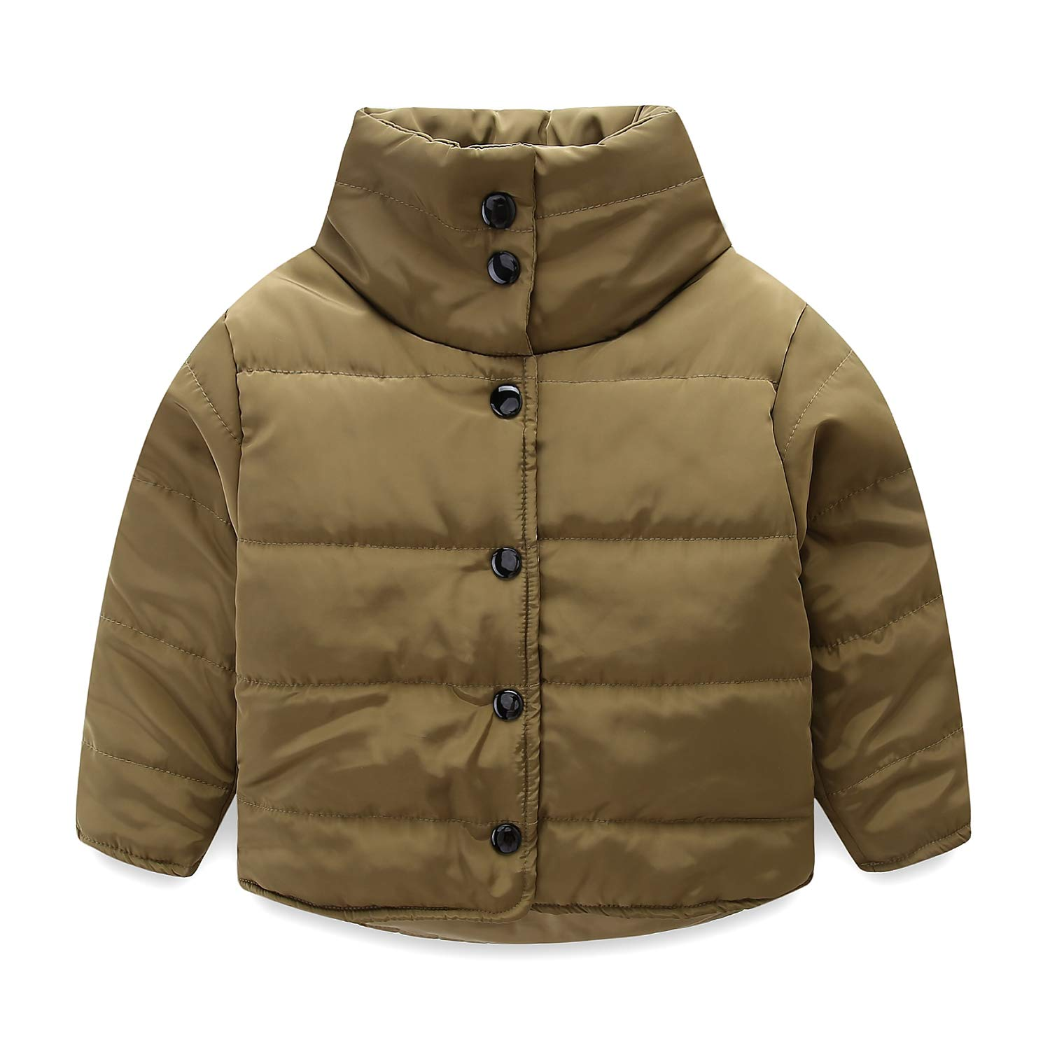 Mud Kingdom Little Boys Jackets Quilted Lightweight Z-S0410
