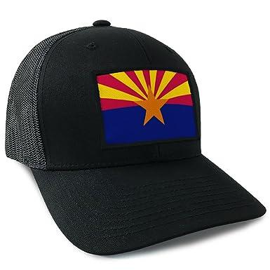 15e10108824 Arizona State Flag Hat at Amazon Men s Clothing store