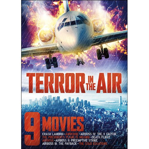 9-Movies: Terror in the Air - The Dayton Greene Stores Ohio