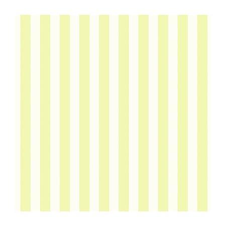 York Wallcoverings Strictly Stripes OS0810 1 Inch Stripe Wallpaper Celery Green White
