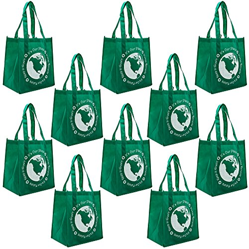 Eco Friendly Grocery Bags - 5