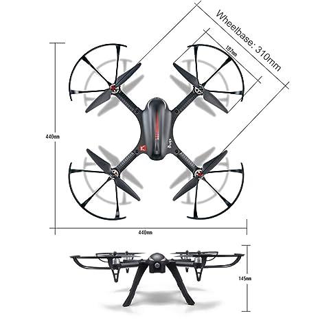 Amazon Com Xfuny Brushless Drone Nylon Fiber Material Uav 500m