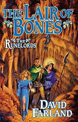 book cover of The Lair of Bones