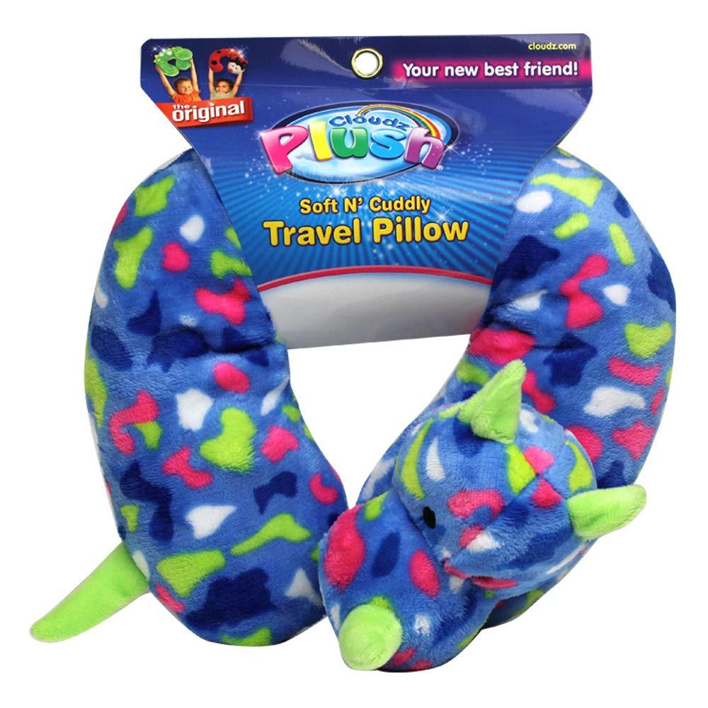 Cloudz Plush Animal Pillows - Rhino by Cloudz