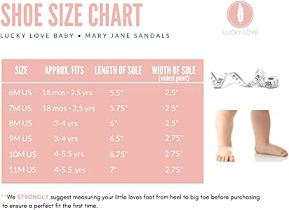 Mary Jane Shoes for Toddler Girls
