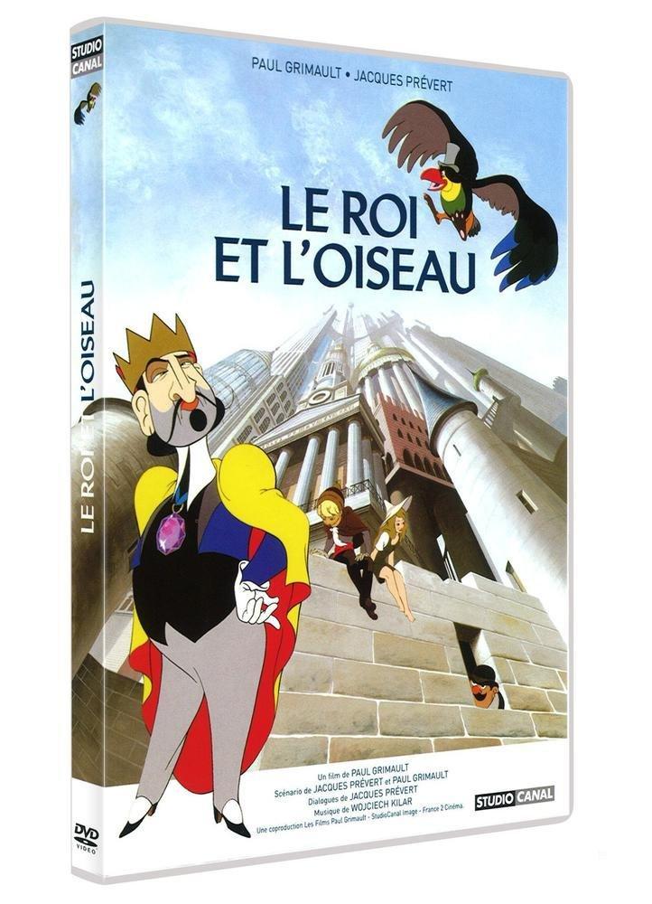 Le Roi Et LOiseau Amazonca DVD