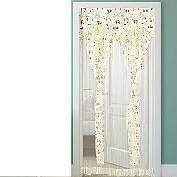 Tür Vorhang/Stoffe,Lace Mull Vorhang/Vorhänge/Schlafzimmer,Küche,Wohnzimmer
