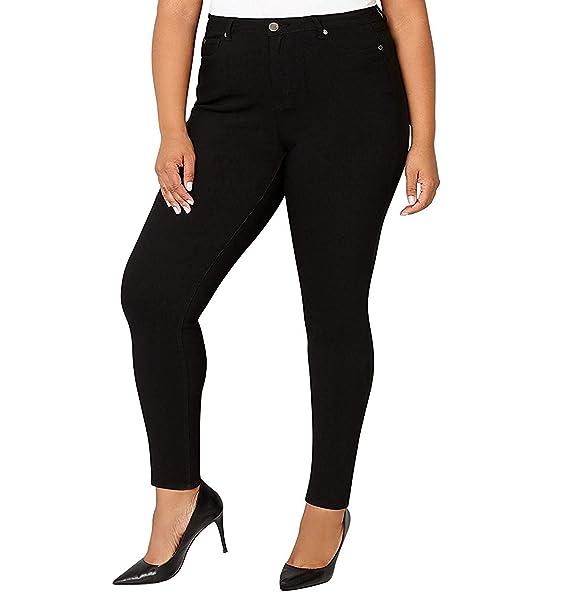 Amazon.com: Pantalones vaqueros para mujer, talla grande ...