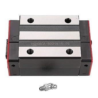 HGH35CA Guía de Deslizamiento Lineal Rodamiento de Acero Mini ...