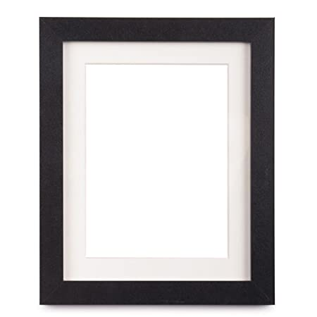 Home Treats Black Photo Frames .2 Free Picture Mounts. A2 A3 A4 8x10 ...