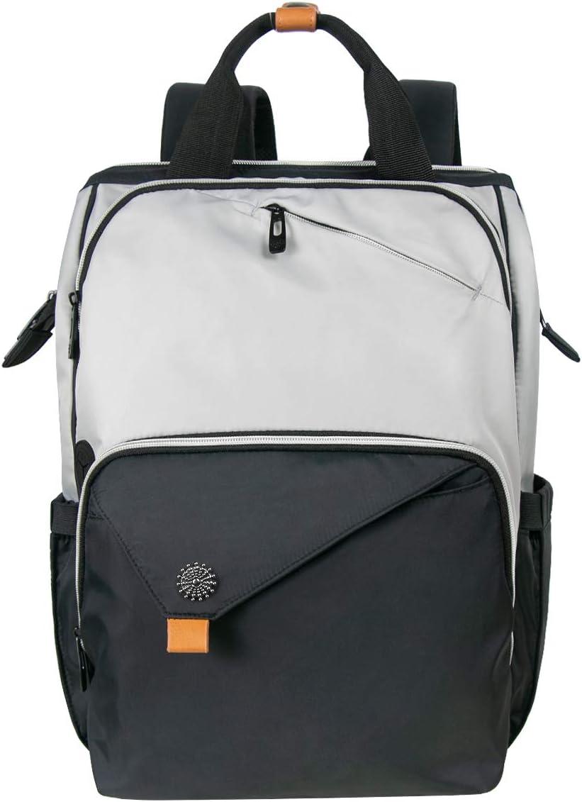 Hap Tim Laptop Backpack, Travel Backpack for Women,Work Backpack (7651-GB)