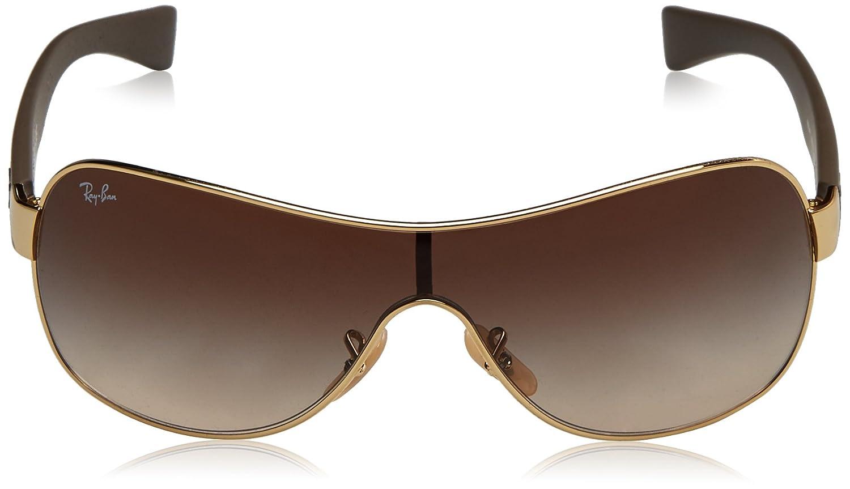 cb54efb775fbfd Rayban Rb 3471 Montures de lunettes Homme, Or (Gold Brown Gradient) 1   Amazon.fr  Vêtements et accessoires