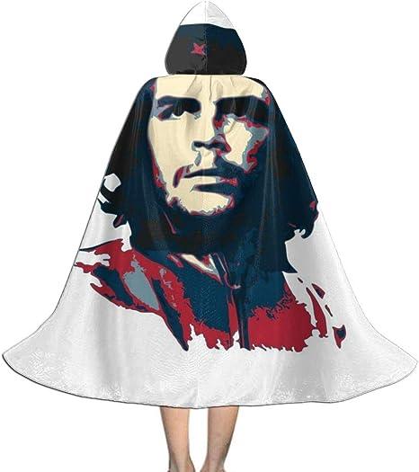 NUJSHF Che Guevara Capa con Capucha Unisex para Halloween, Navidad, decoración de Papel o Disfraces de Cosplay: Amazon.es: Productos para mascotas