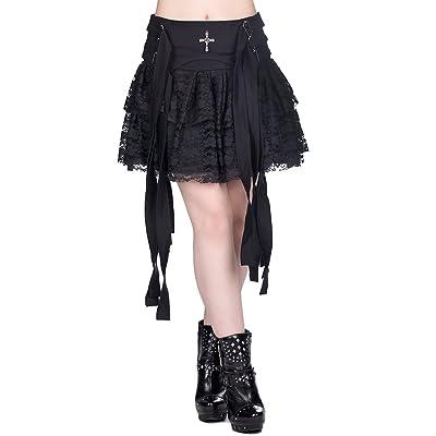 Aderlass - Jupe - Évasé - Femme Noir noir