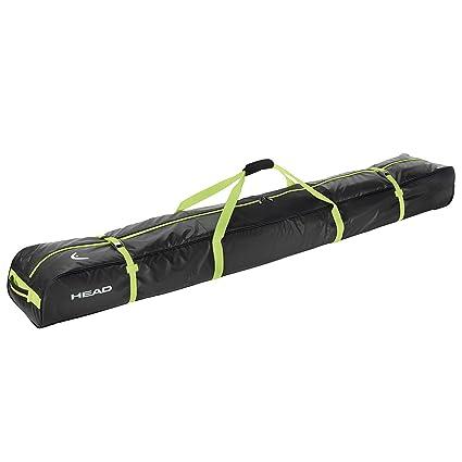Amazon.com: Head rebels doble bolsa para esquís: Sports ...