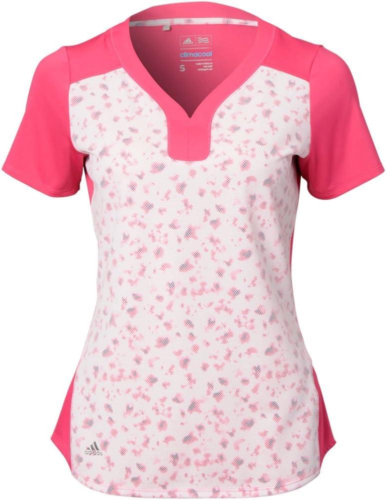 adidas Golf Polo para Hombre de Malla de La Mujer Tour Bonded ...