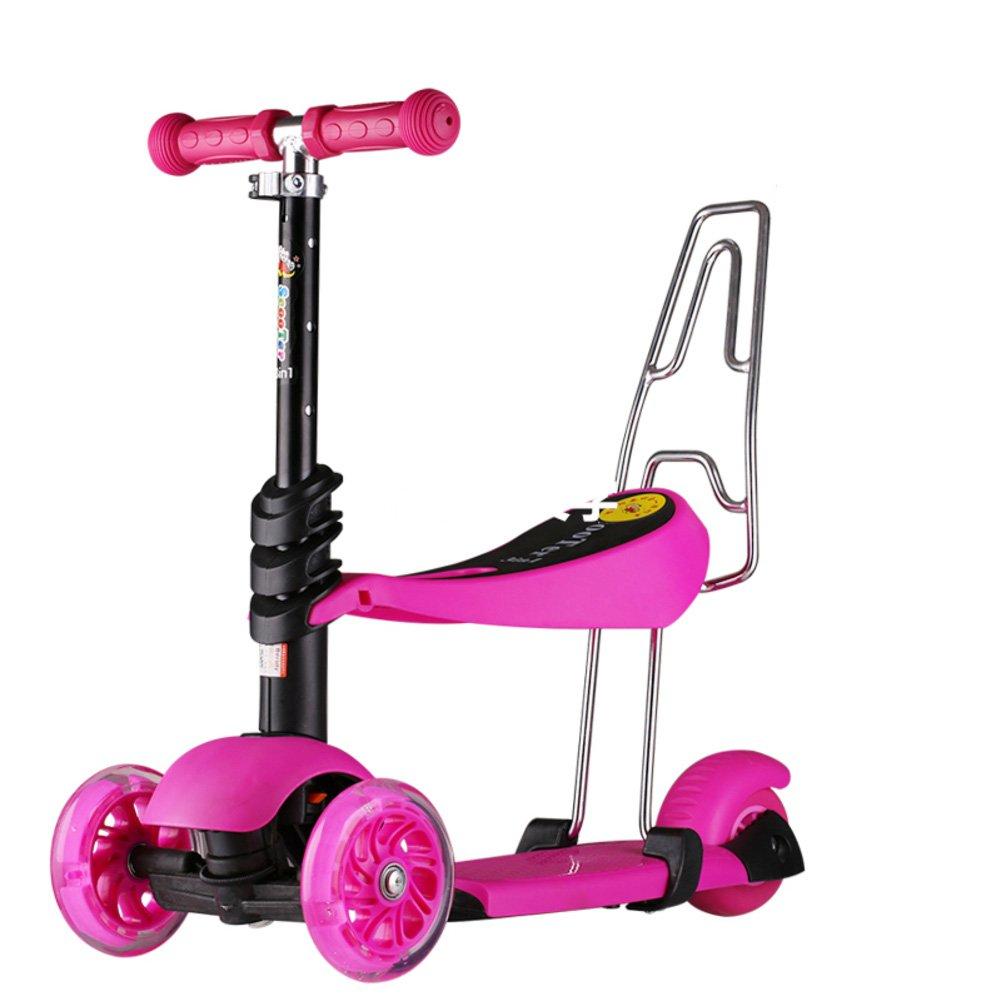 3 の 乗り物,幼児 1 キック スクーター, 3 リムーバブル席と 子供のため 乗り物,幼児 2-14 の 男 三輪車,高さ調節可能 幅広のデッキ が Flash ホイール 子供のため 2-14 -D 55x25cm(22x10inch) B07FL5XRZ4 55x25cm(22x10inch) N N 55x25cm(22x10inch), コウミマチ:36acdac8 --- rchagen.ru