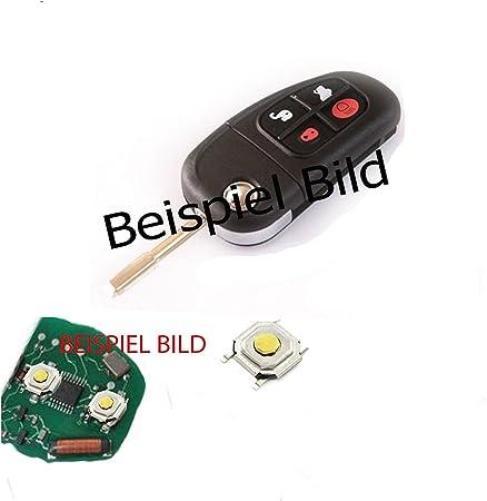 Für X Type S Type Xj 4 Fernbedienung Funkschlüssel Schlüssel Mikroschalter Smd Taster Microschalter Auto