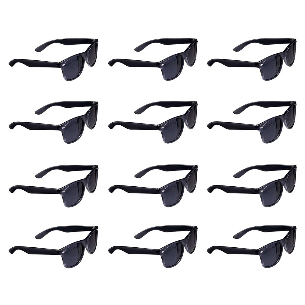 Polycarbonate Sunglasses With 100/% UV Protection Fashion Sunglasses Lot of 12