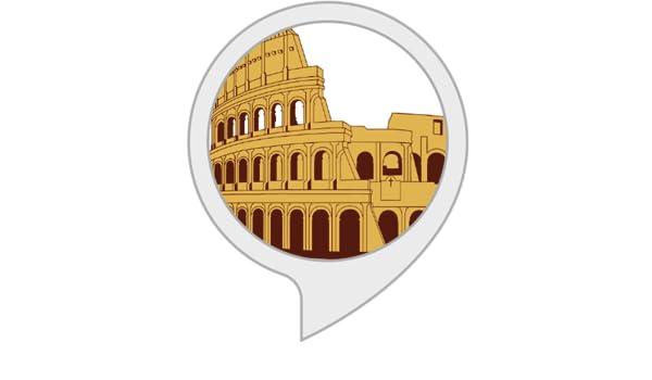 Amazon com: Battles of the Colosseum: Alexa Skills