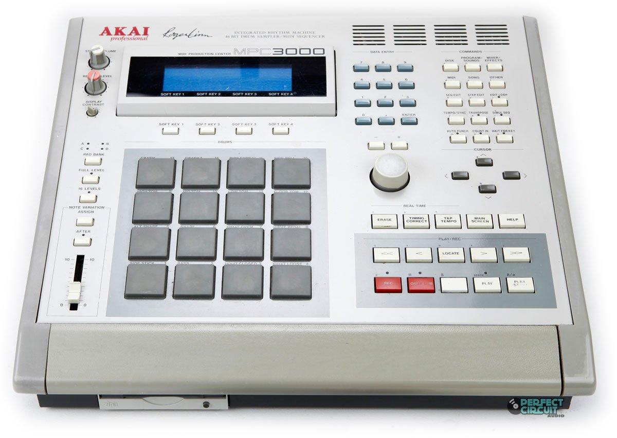 AKAI MPC3000 B007ZXRE6I