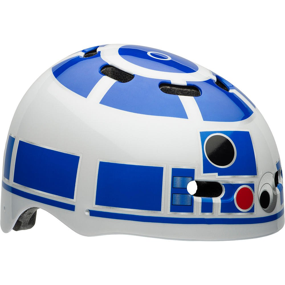 Star Wars: Episode VII The Force Awakens R2-D2 Child Multi Sport Helmet by Generic   B01HO3360G
