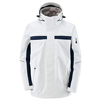 online retailer free shipping more photos Henri Lloyd Sail 2.0 Inshore Sailing & Yachting Coastal Coat Jacket Coat  Optical White. Waterproof & Breathable