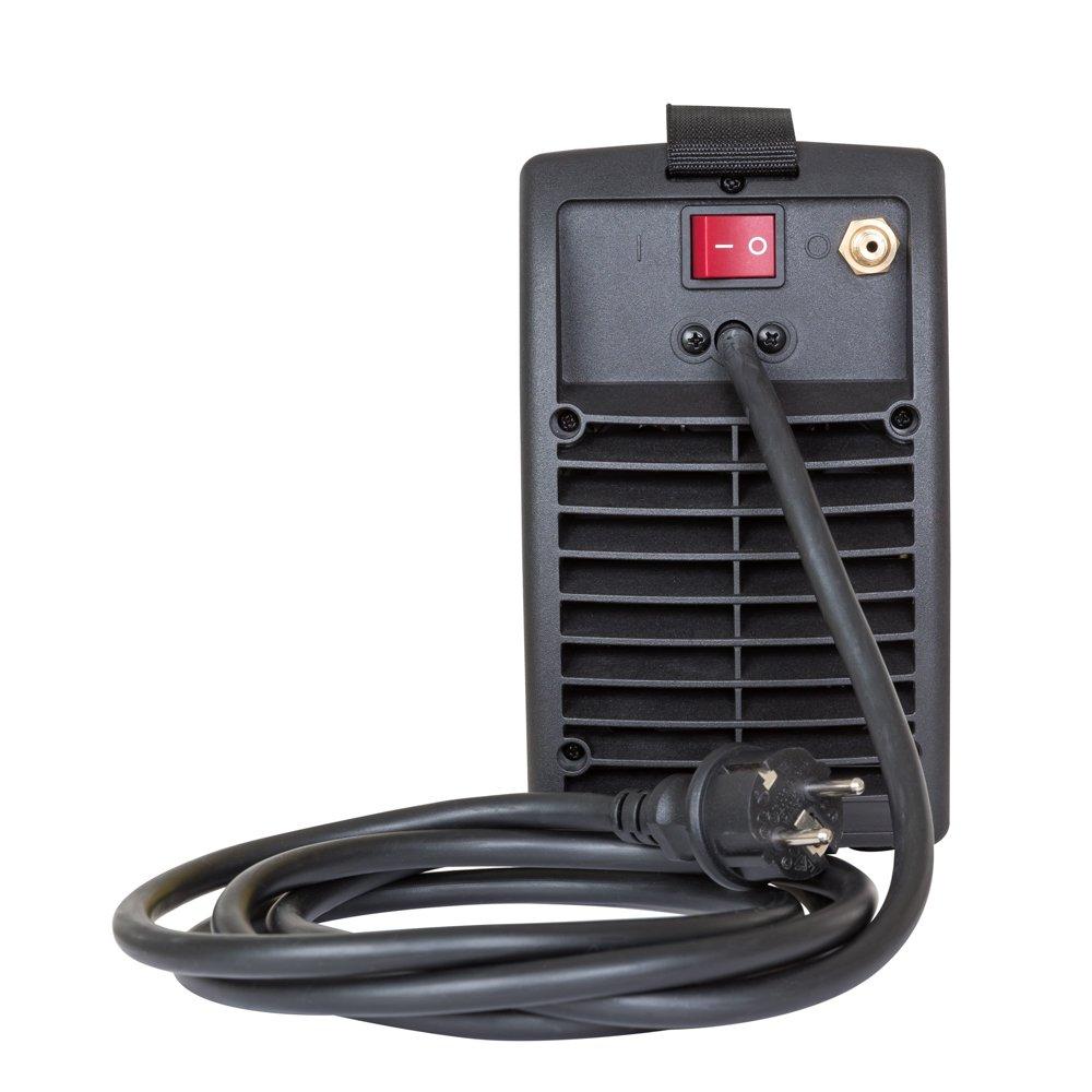 Maquina de soldar | Soldadora Invertera AC/DC/WIG/TIG/MMA 200A ALU fuerte hasta 6 mm | Inversor de soldadura: Amazon.es: Bricolaje y herramientas