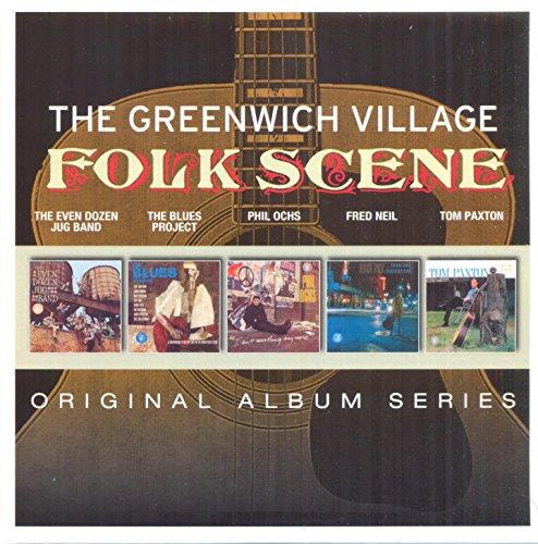 Greenwich Village Folk Scene ()