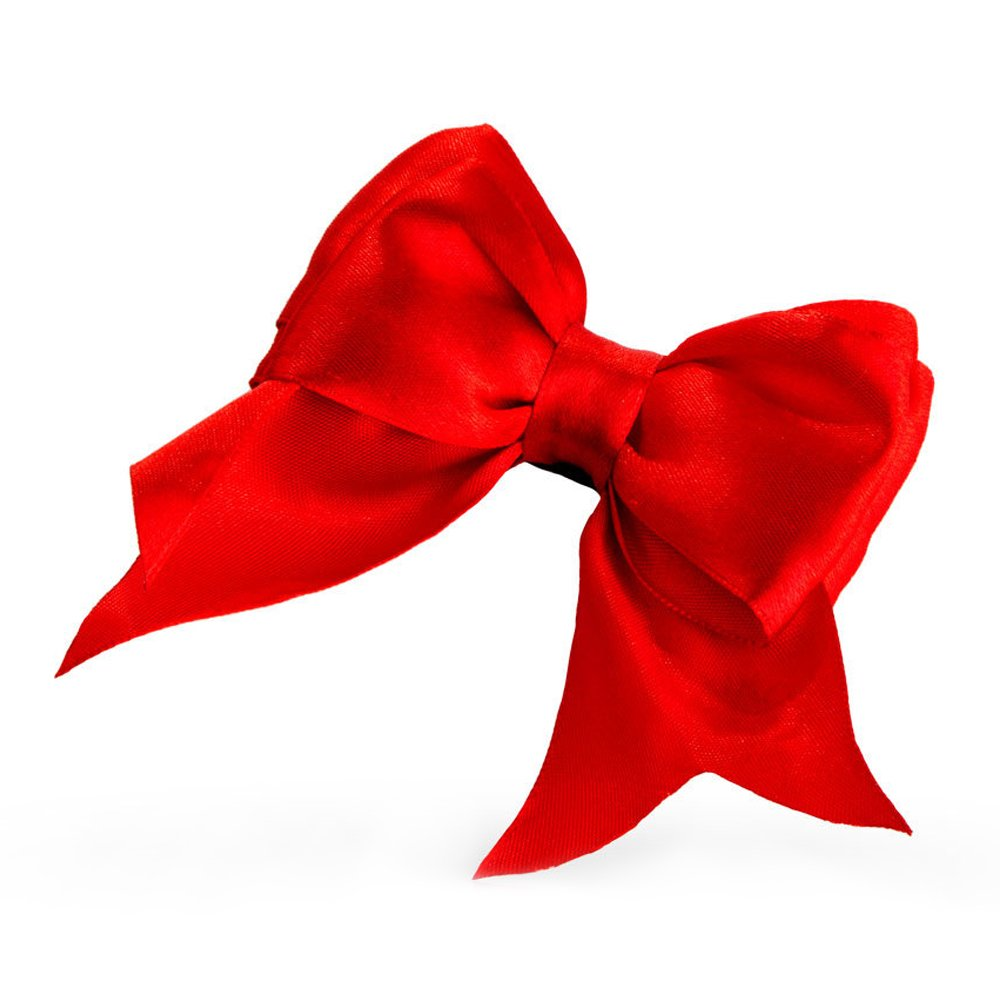 Suck UK Musical Reusable Ribbon Polyester Red 11 x 1.8 x 11 cm