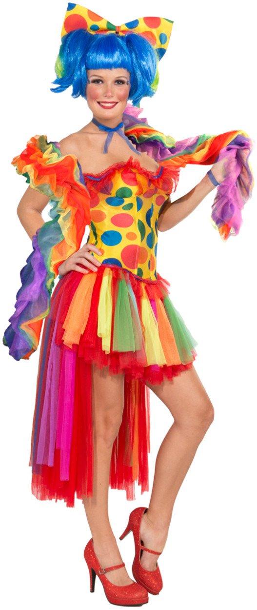 Forum Novelties Boa-Rainbow-Chiffon, Multi-Color
